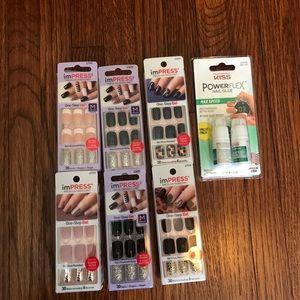Accessories - Impress Nail Kits